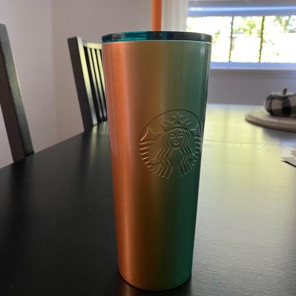Starbucks ombré tumbler ~ never used